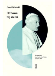 Odnowa tej ziemi I Pielgrzymka - okładka książki