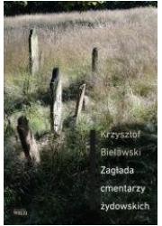 Zagłada cmentarzy żydowskich - okładka książki