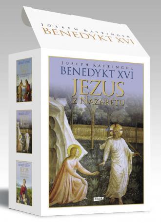 Jezus z Nazaretu. PAKIET - okładka książki