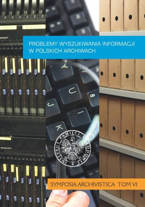 Problemy wyszukiwania informacji - okładka książki