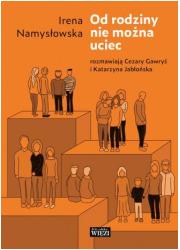 Od rodziny nie można uciec - okładka książki