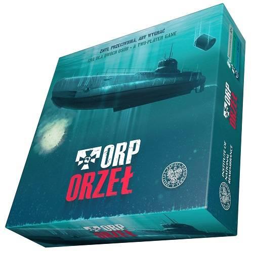 ORP Orzeł - gra - zdjęcie zabawki, gry