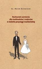 Rachunek sumienia dla małżonków - okładka książki
