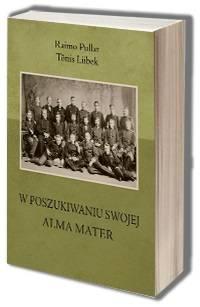 W poszukiwaniu swojej Alma Mater - okładka książki