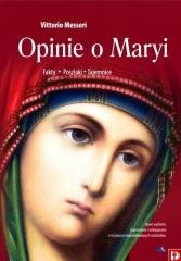 Opinie o Maryi. Fakty, Poszlaki, - okładka książki