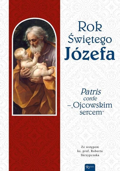 Rok Świętego Józefa. Patris corde - okładka książki