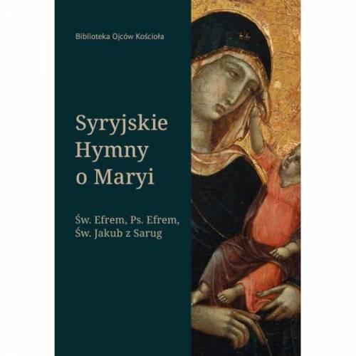 Syryjskie Hymny o Maryi. Seria: - okładka książki
