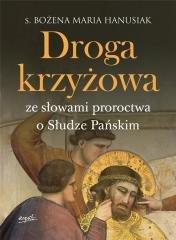 Droga krzyżowa ze słowami proroctwa - okładka książki