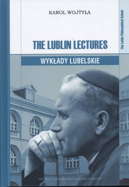 The lublin lectures. Wykłady lubelskie - okładka książki