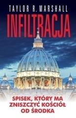 Infiltracja - okładka książki