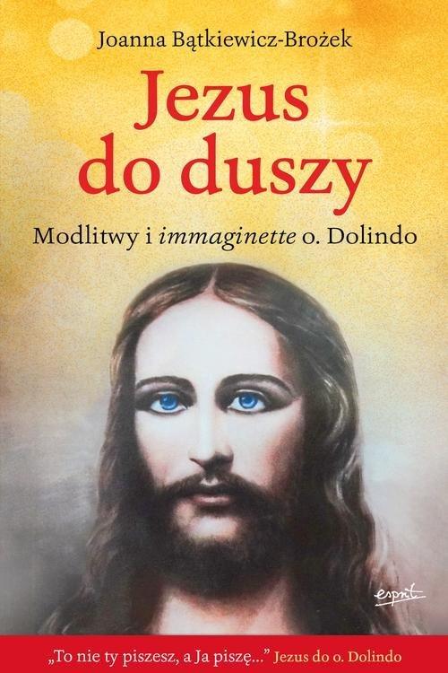 Jezus do duszy. Modlitwy i immaginette - okładka książki