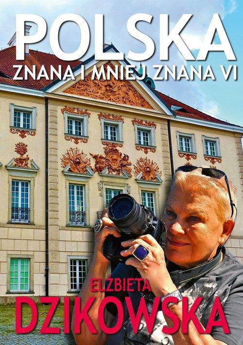 Polska znana i mniej znana VI - okładka książki