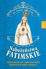 Nabożeństwa Fatimskie - okładka książki