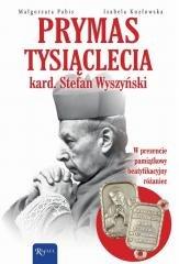Prymas Tysiąclecia. Kardynał Stefan - okładka książki