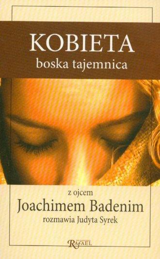 Kobieta - boska tajemnica - okładka książki