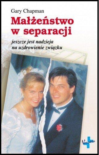 Małżeństwo w separacji - okładka książki