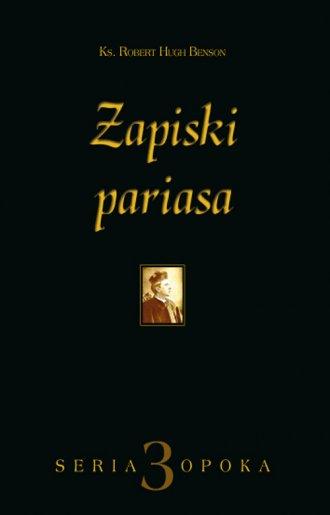 Zapiski pariasa 3 - okładka książki