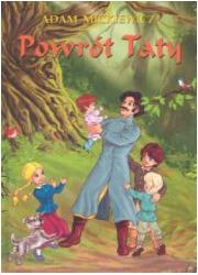 Powrót Taty - okładka książki