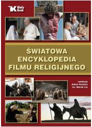 Światowa encyklopedia filmu religijnego - okładka książki