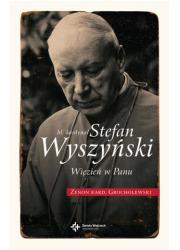Bł. Kardynał Stefan Wyszyński. - okładka książki