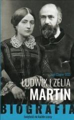 Ludwik i Zelia Martin. Świętość - okładka książki