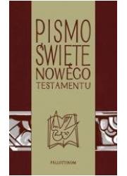 Pismo Świete - NT z ilustracjami - okładka książki