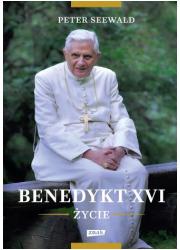 Benedykt XVI. Życie - okładka książki