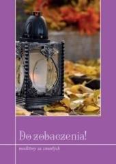 Do zobaczenia! - okładka książki