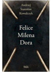 Felice Milena Dora - okładka książki