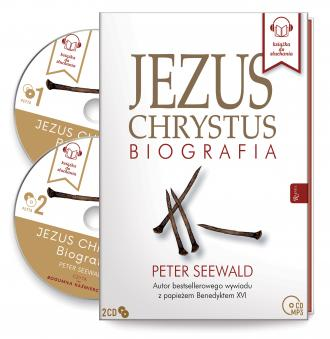 Jezus Chrystus. Biografia - pudełko audiobooku