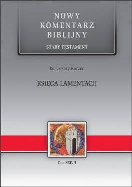 Księga Lamentacji. Seria: Nowy - okładka książki