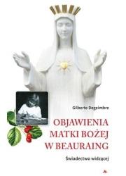 Objawienia Matki Bożej w Beauraing - okładka książki