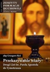 Zeszyty Formacji Duchowej nr 83. - okładka książki