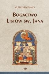 Bogactwo Listów św. Jana - okładka książki