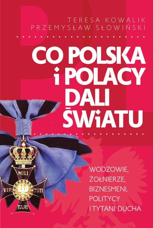 Co Polska i Polacy dali światu - okładka książki