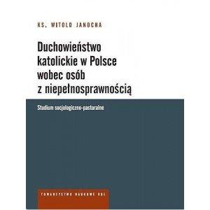 Duchowieństwo katolickie w Polsce - okładka książki