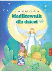 Modlitewnik dla dzieci - okładka książki
