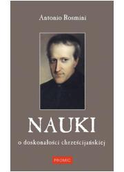 Nauki o doskonałości chrześcijańskiej - okładka książki