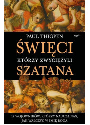 Święci, którzy zwyciężyli Szatana. - okładka książki