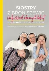 Siostry z Broniszewic (z autografem) - okładka książki