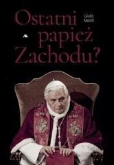 Ostatni papież Zachodu? - okładka książki