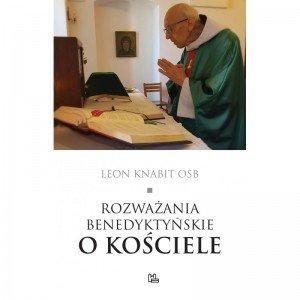Rozważania benedyktyńskie o Kościele - okładka książki