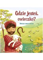 Gdzie jesteś, owieczko? Opowieść - okładka książki