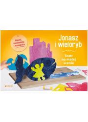 Jonasz i wieloryb Teatr na małej - okładka książki