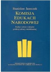 Komisja edukacji narodowej - okładka książki