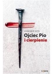 Ojciec Pio i cierpienie Giancarlo - okładka książki