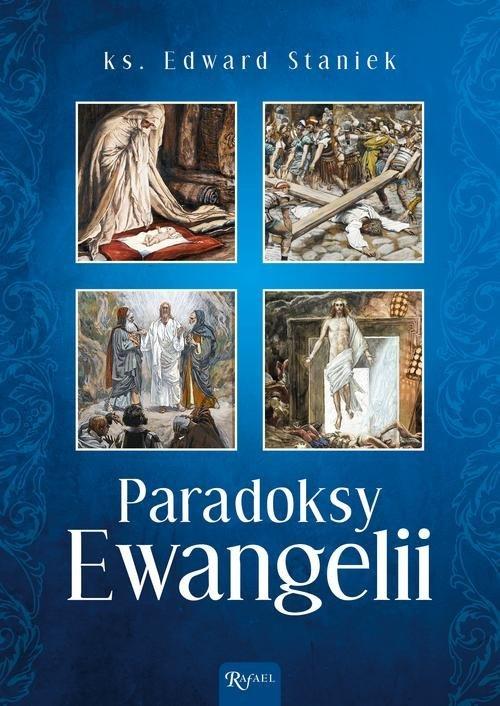 Paradoksy Ewangelii - okładka książki