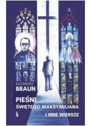 Pieśni św. Maksymiliana i inne - okładka książki