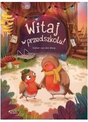 Witaj w przedszkolu! - okładka książki