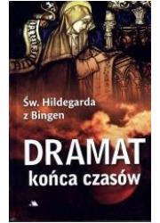 Dramat końca czasów i inne wizje - okładka książki